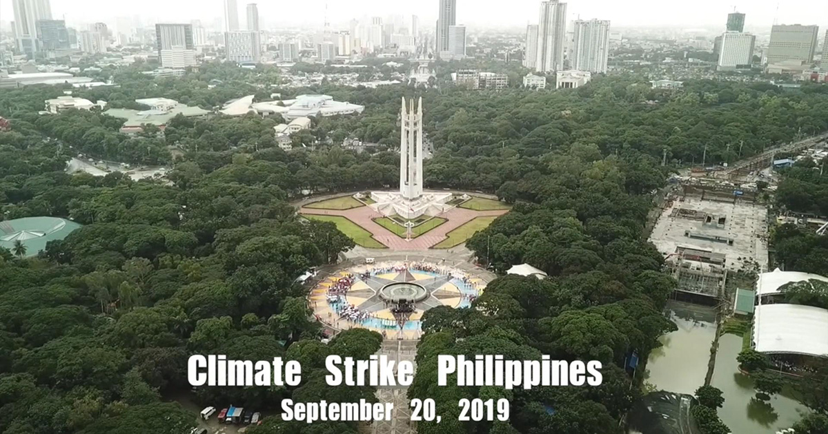 Global Climate Strike-Philippines, Sept 2019 (APMDD)