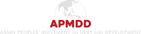 Asian Peoples' Movement on Debt and Development (APMDD)